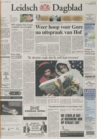 Leidsch Dagblad 2000-12-09