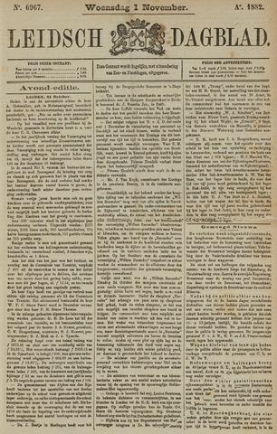 Leidsch Dagblad 1882-11-01