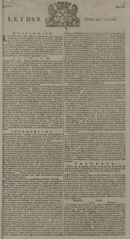 Leydse Courant 1727-08-25