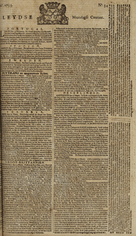 Leydse Courant 1753-03-19