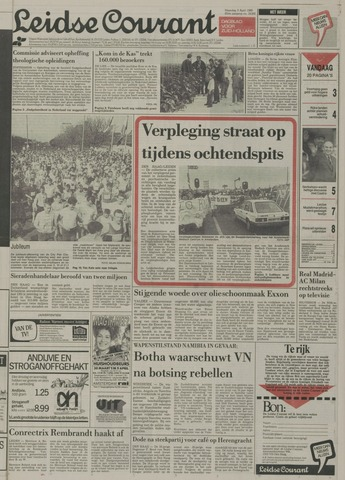 Leidse Courant 1989-04-03