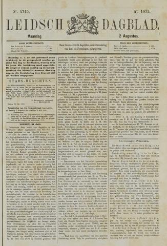 Leidsch Dagblad 1875-08-02