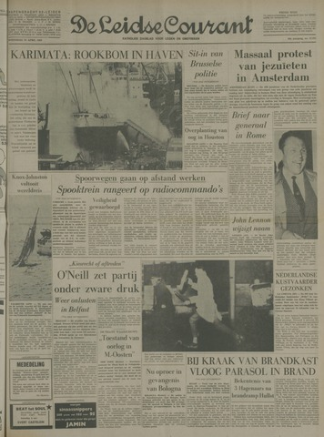 Leidse Courant 1969-04-23