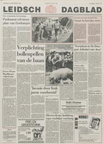 Leidsch Dagblad 1990-09-24