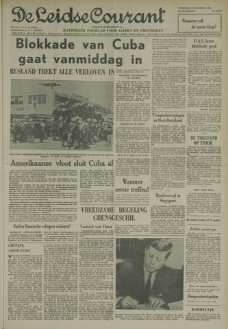 Leidse Courant 1962-10-24