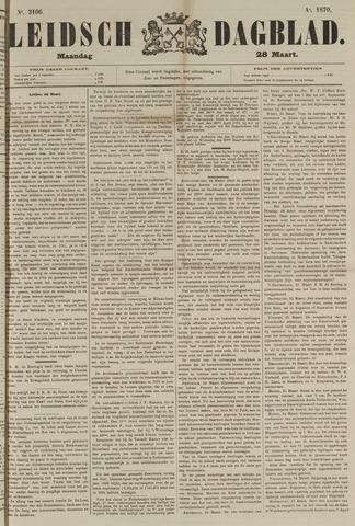 Leidsch Dagblad 1870-03-28