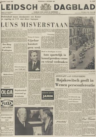 Leidsch Dagblad 1967-10-04