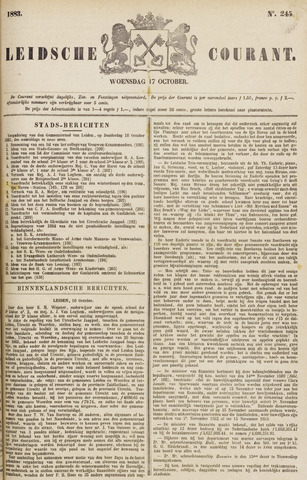 Leydse Courant 1883-10-17