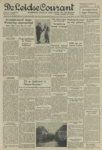 Leidse Courant 1950-01-25