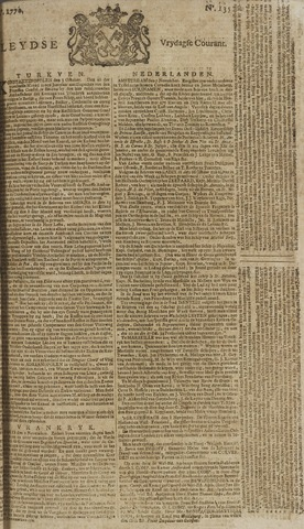 Leydse Courant 1770-11-09