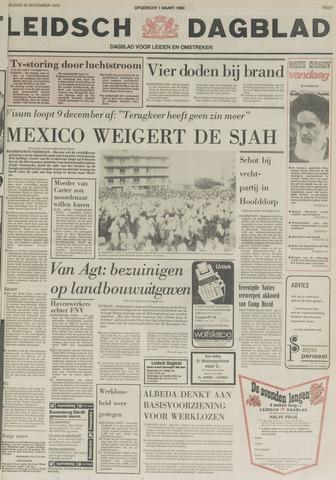 Leidsch Dagblad 1979-11-30