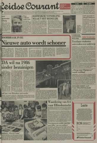 Leidse Courant 1985-03-21