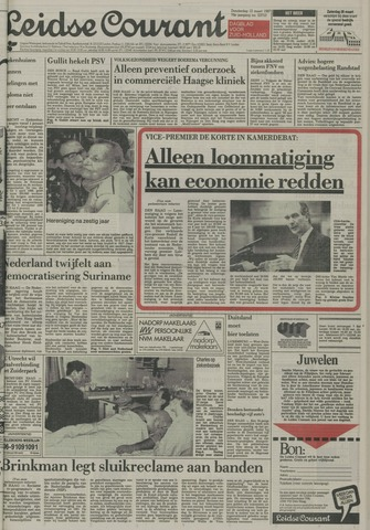 Leidse Courant 1987-03-12