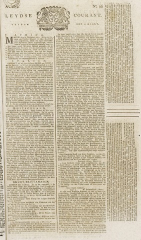 Leydse Courant 1814-03-25