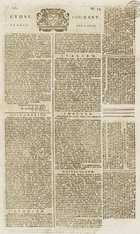 Leydse Courant 1817-06-20