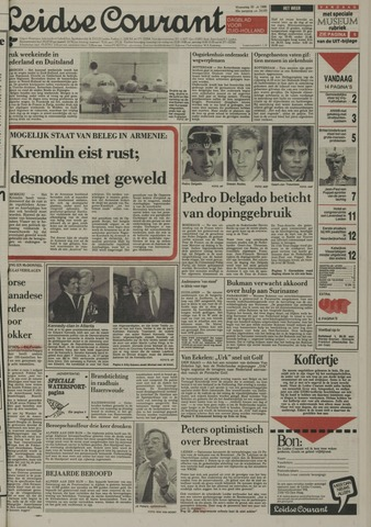 Leidse Courant 1988-07-20