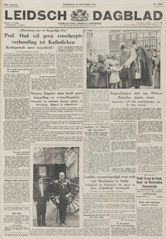 Leidsch Dagblad 1955-11-23