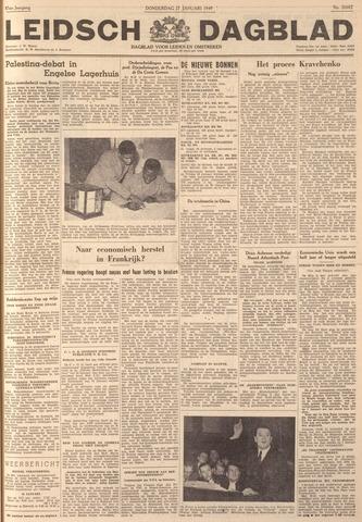 Leidsch Dagblad 1949-01-27