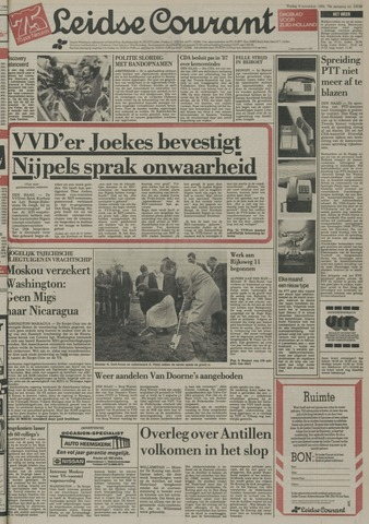 Leidse Courant 1984-11-09