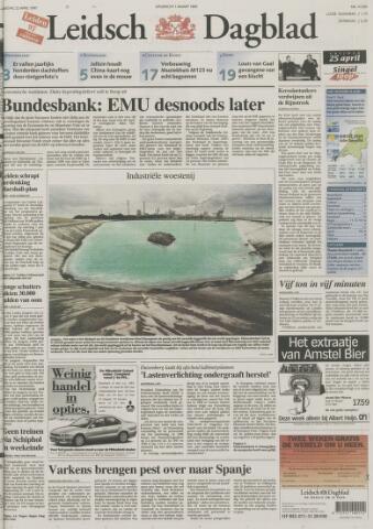 Leidsch Dagblad 1997-04-22