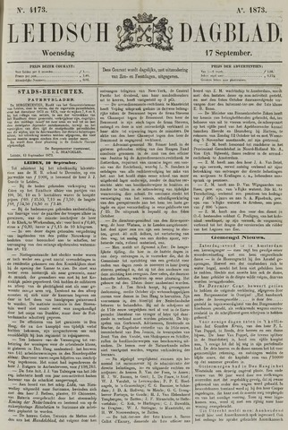 Leidsch Dagblad 1873-09-17