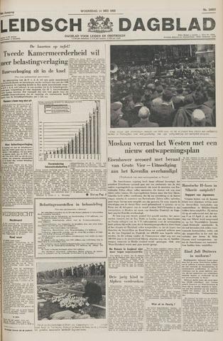 Leidsch Dagblad 1955-05-11