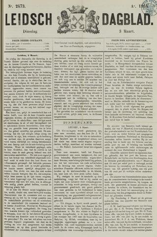 Leidsch Dagblad 1868-03-03