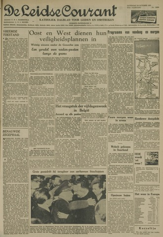 Leidse Courant 1955-10-29