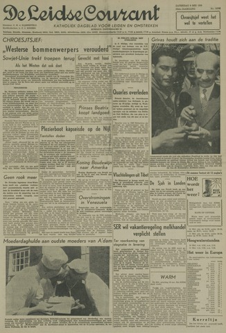 Leidse Courant 1959-05-09