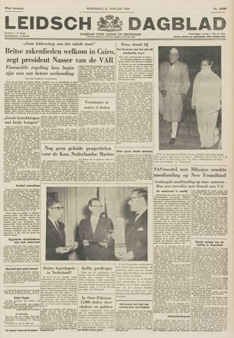 Leidsch Dagblad 1959-01-21