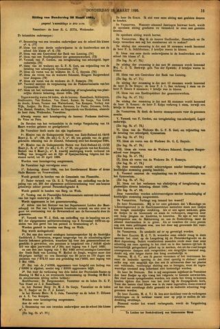 Handelingen van de Raad 1895-03-28