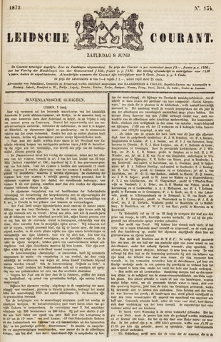 Leydse Courant 1872-06-08