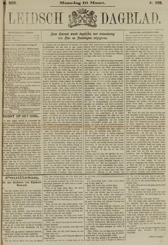 Leidsch Dagblad 1890-03-10