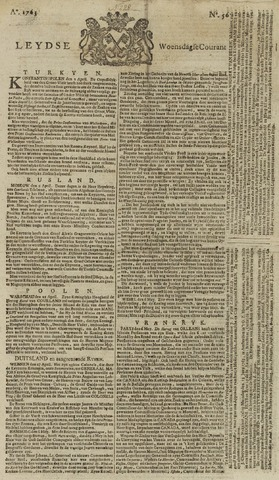 Leydse Courant 1763-05-11