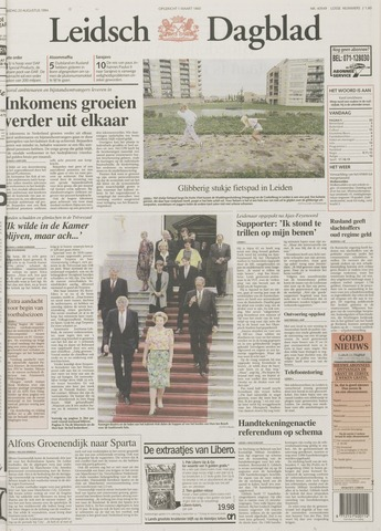 Leidsch Dagblad 1994-08-23