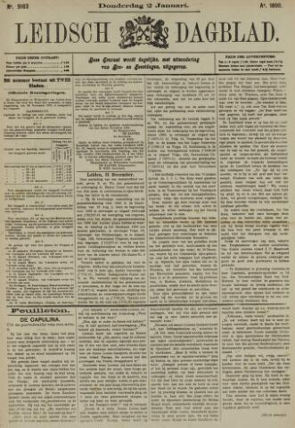 Leidsch Dagblad 1890