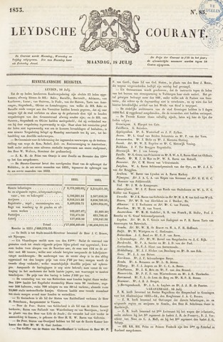 Leydse Courant 1853-07-18
