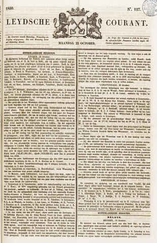 Leydse Courant 1860-10-22