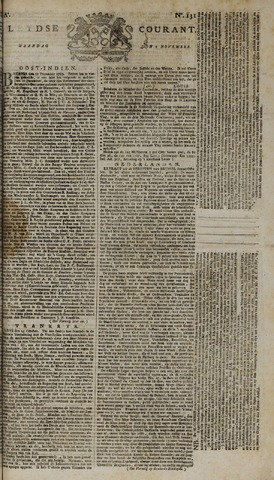 Leydse Courant 1790-11-01