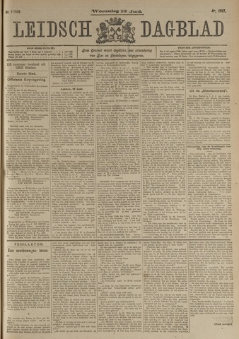 Leidsch Dagblad 1907-06-12