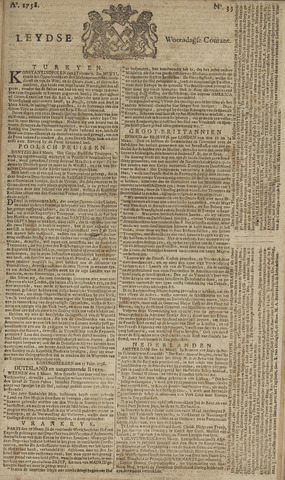 Leydse Courant 1758-03-22