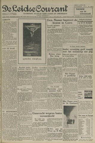 Leidse Courant 1954-04-16