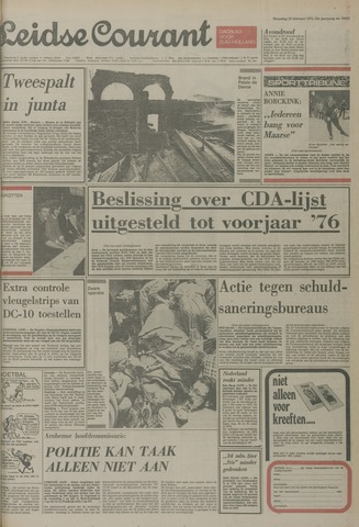 Leidse Courant 1975-02-24