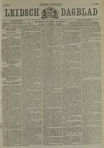 Leidsch Dagblad 1909-02-05