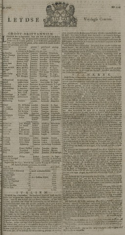 Leydse Courant 1727-09-26
