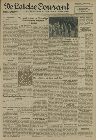 Leidse Courant 1948-02-05