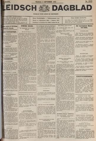 Leidsch Dagblad 1932-09-02