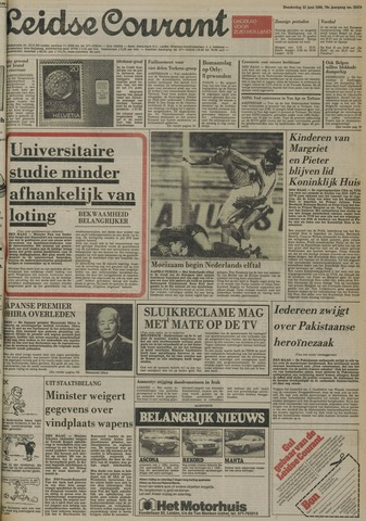 Leidse Courant 1980-06-12