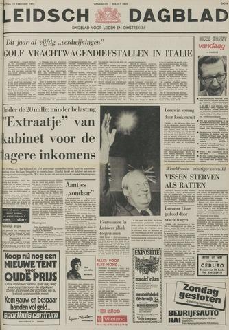 Leidsch Dagblad 1974-02-15