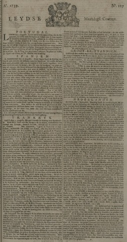 Leydse Courant 1739-09-07